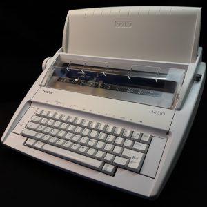 brother-schrijfmachine-model-ax-310