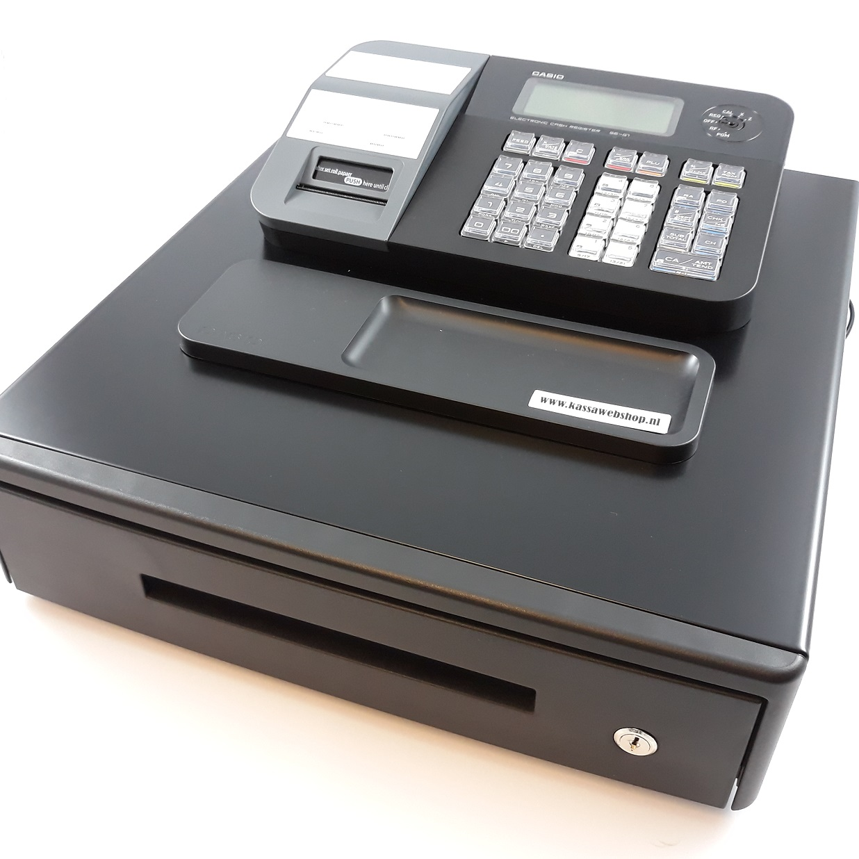 Casio kassa SE-G1 M Zwart - Kassa webshop 8ab2fc445d