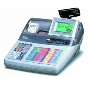Casio kassa TE 4000