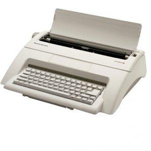 Olympia carrera de luxe schrijfmachine