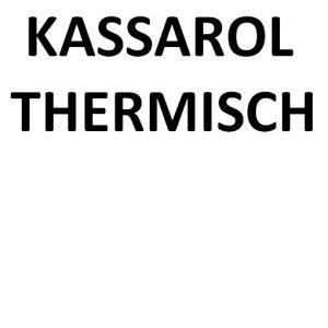 Kassarollen Thermisch