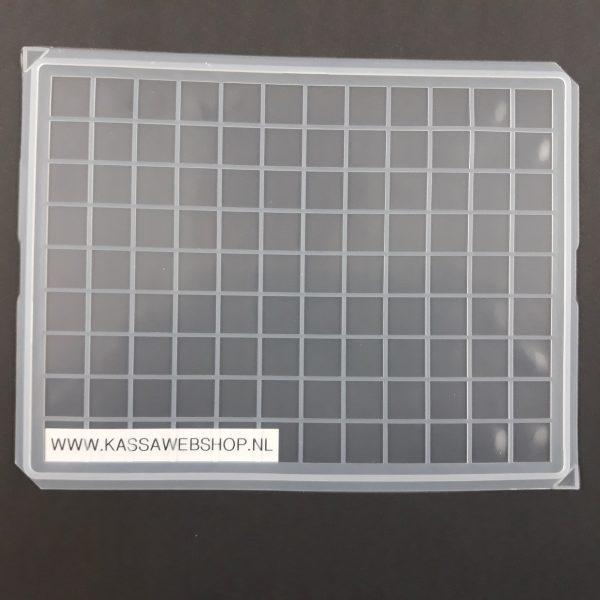 Wetcover Casio TK-7000 8000 Tiptoetsen