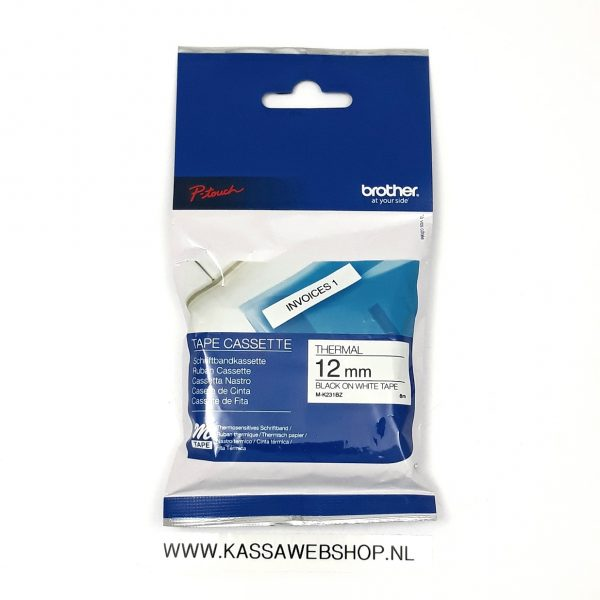 Brother tape M-K231