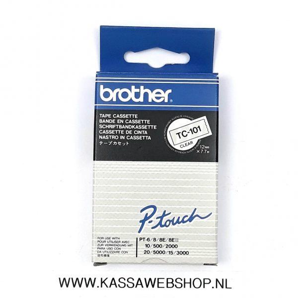 Brother tape TC101