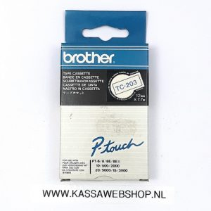 Brother tape TC203