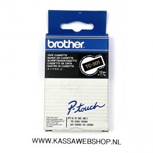 Brother tape TC301