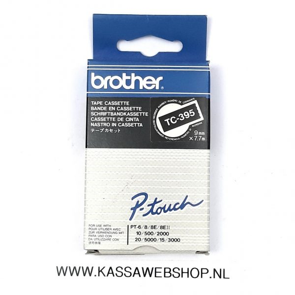 Brother tape TC395