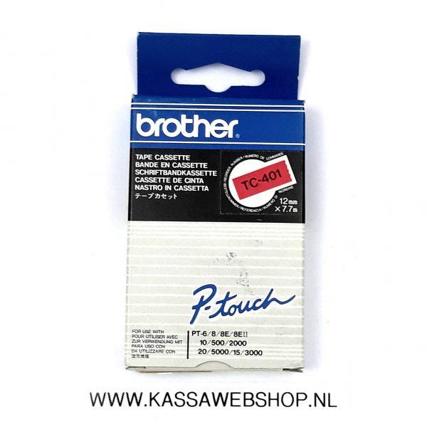 Brother tape TC401