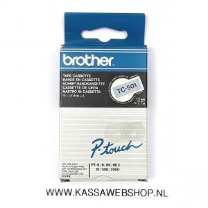 Brother tape TC501