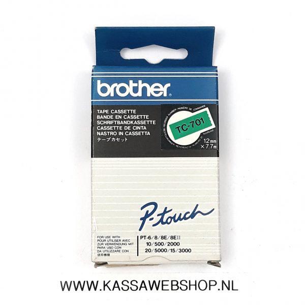 Brother tape TC701