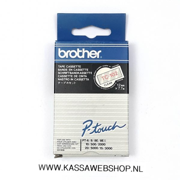 Btother tape TC102