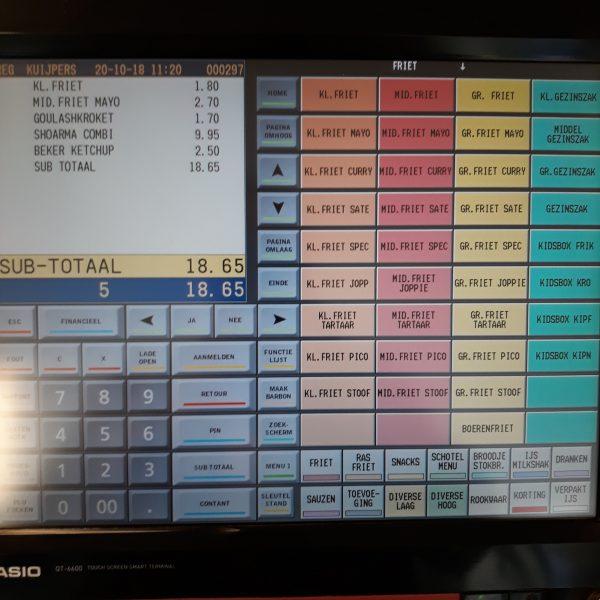 toetsenbord-casio-qt-6600